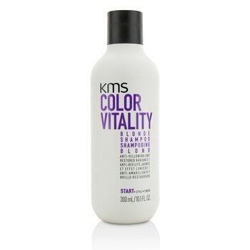 Купить Color Vitality Blonde Шампунь (Борется с Желтизной и Восстанавливает Сияние) 300ml/10.1oz, KMS California
