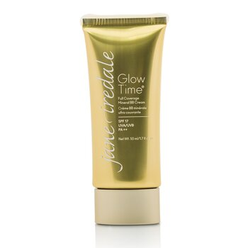 Image of Jane Iredale Glow Time Full Coverage Mineral BB Cream SPF 17  BB9 50ml1.7oz