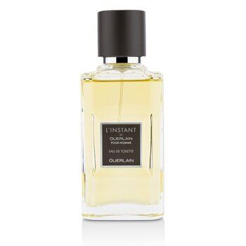 Guerlain L'Instant De Guerlain Pour Homme EDT Spray (New Version) 50ml/1.6oz