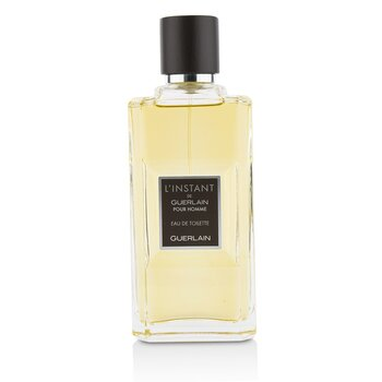 Guerlain L'Instant De Guerlain Pour Homme EDT Spray (New Version) 100ml/3.3oz