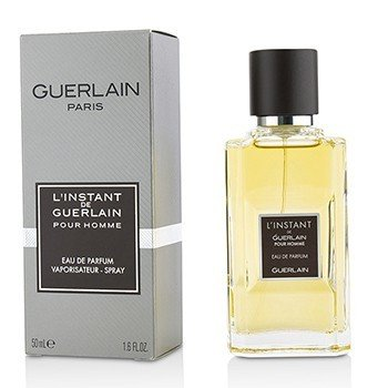 Guerlain L'Instant De Guerlain Pour Homme EDP Spray (New Version) 50ml/1.6oz