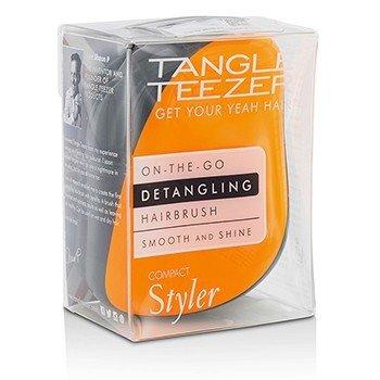 Compact Styler On-The-Go Распутывающая Щетка для Волос - # Orange Flare 1pc