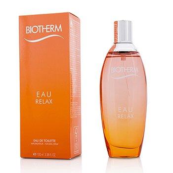 Biotherm Eau Relax Eau De Toilette Spray 100ml338oz