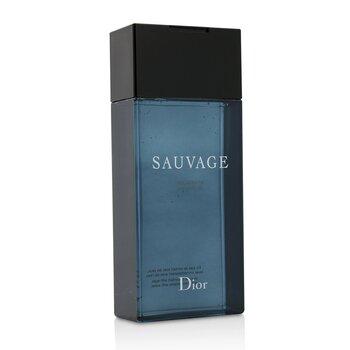 Купить Sauvage Гель для Душа 200ml/6.8oz, Christian Dior