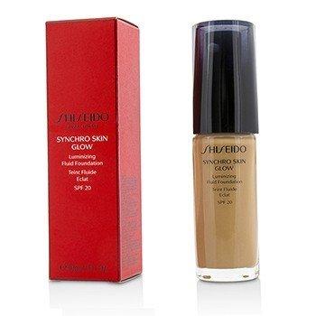 Купить Synchro Skin Glow Luminizing Fluid Foundation SPF 20 - # Rose 5 30ml/1oz, Shiseido