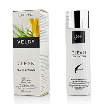 Veld's Clean Foaming Powder (Fine Enzymatic Cleansing Powder) 70g/2.37oz