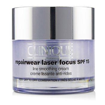 Repairwear Laser Focus Разглаживающий Крем SPF 15 - для Очень Сухой и Сухой Комбинированной Кожи 50ml/1.7oz