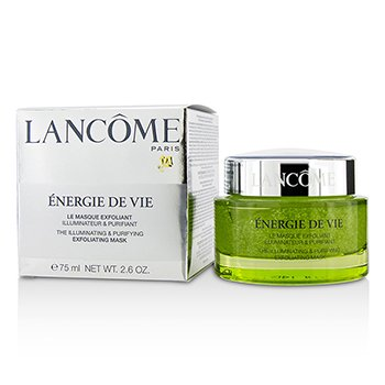 Lancome Energie De Vie The Illuminating & Purifying Exfoliating Mask - All Skin Types  Even Sensitive 75ml/2.6oz