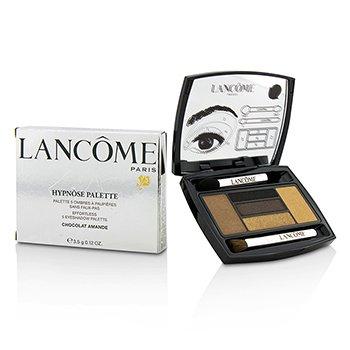 Lancome Hypnose Effortless 5 Eyeshadow Palette - # 110 Chocolat Amande 3.5g/0.12oz,Hypnose Effortless 5 Eyeshadow Palette - # 110 Chocolat Amande,3.5g/0.12oz