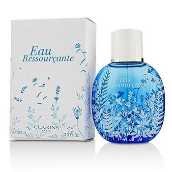 Image of Clarins Eau Ressourcante Treatment Fragrance Refillable Spray Limited Edition 100ml3.3oz