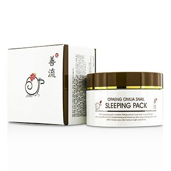 OPAENG Omija Snail Sleeping Pack (Exp. Date 08/2017) 100ml/3.38oz