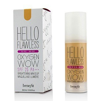 Hello Flawless Oxygen Wow Осветляющая Основа SPF 25 (без Масел) - # Cheers To Me (Champagne) 30ml/1oz от Strawberrynet