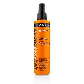 Купить Strong Sexy Hair Core Flex Несмываемое Восстанавливающее Средство против Ломкости 250ml/8.5oz, Sexy Hair Concepts