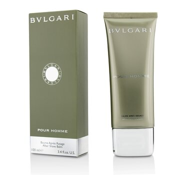 Bvlgari Pour Homme After Shave Balm 100ml/3.4oz Aftershave