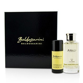 Baldessarini Baldessarini Coffret: EDC Spray 75ml/2.5oz + Deodorant Stick 40ml/1.4oz 2pcs
