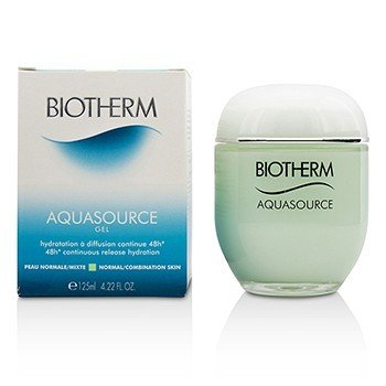 Biotherm Aquasource 48H Continuous Release Hydration Gel - For Normal/ Combination Skin 125ml/4.22oz