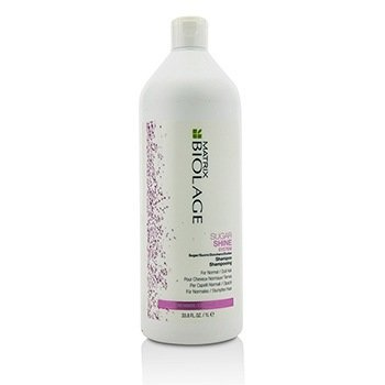 Biolage Sugar Shine System Shampoo (For Normal/ Dull Hair) Matrix Biolage Sugar Shine System Shampoo (For Normal/ Dull Hair) 1000ml/33.8oz 21477999244