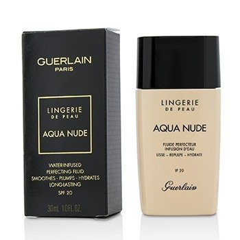 Купить Lingerie De Peau Aqua Nude Основа SPF 20 - # 02C Light Cool 30ml/1oz, Guerlain