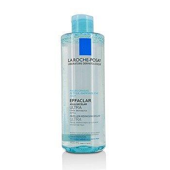 Купить Effaclar Agua Micelar Ultra Мицелярная Вода 400ml/13.5oz, La Roche Posay