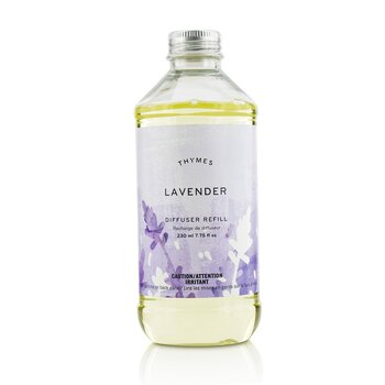 Thymes Reed Diffuser Refill - Lavender 230ml/7.75oz