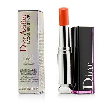 Купить Dior Addict Лак Стик для Губ - # 554 West Coast 3.2g/0.11oz, Christian Dior