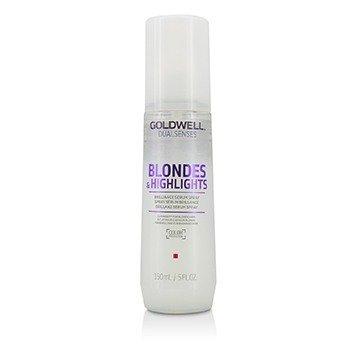 Купить Dual Senses Blondes & Highlights Сыворотка Спрей для Волос (Сияние для Светлых Волос) 150ml/5oz, Goldwell