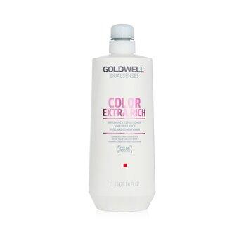 Купить Dual Senses Color Extra Rich Кондиционер для Блеска (Сияние для Жестких Волос) 1000ml/33.8oz, Goldwell