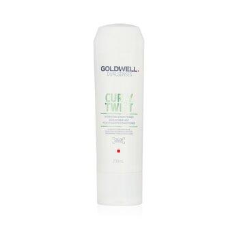 Купить Dual Senses Curly Twist Увлажняющий Кондиционер (Эластичность для Кудрявых Волос) 200ml/6.8oz, Goldwell