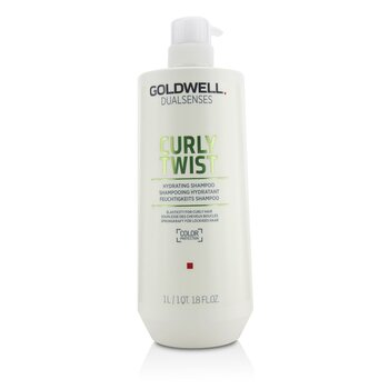 Купить Dual Senses Curly Twist Увлажняющий Шампунь (Эластичность для Кудрявых Волос) 1000ml/33.8oz, Goldwell