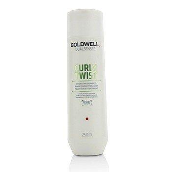Купить Dual Senses Curly Twist Увлажняющий Шампунь (Эластичность для Кудрявых Волос) 250ml/8.4oz, Goldwell