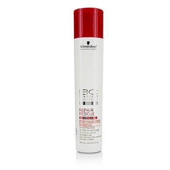 +sf+ Schwarzkopf Bc Repair Rescue Reversilane Deep Nourishing Shampoo (for Thick To Normal Damaged Hair) 250ml/8.5oz
