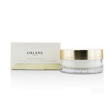 Image of Orlane Creme Royale Cleansing Cream Face  Eyes 130ml4.3oz