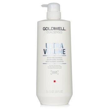 Dual Senses Ultra Volume Шампунь для Густоты (Объем для Тонких Волос) 1000ml/33.8oz, Goldwell  - Купить