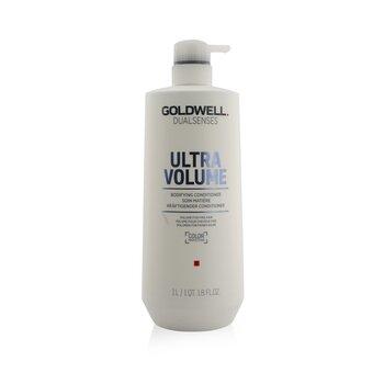 Купить Dual Senses Ultra Volume Кондиционер для Густоты (Объем для Тонких Волос) 1000ml/33.8oz, Goldwell