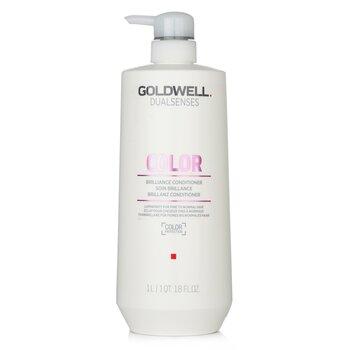 Купить Dual Senses Color Brilliance Кондиционер (Сияние для Тонких и Нормальных Волос) 1000ml/33.8oz, Goldwell