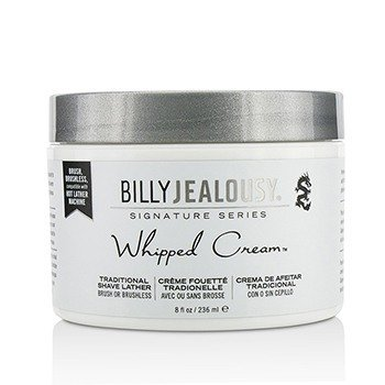 Billy Jealousy Signature Series Whipped Cream Traditional Shave Lather 236ml/8oz 21587809221