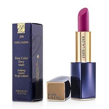 Pure Color Envy Matte Sculpting Lipstick # 210 Neon Azalea Estee Lauder Pure Color Envy Matte Sculpting Lipstick # 210 Neon Azalea 3.5g/0.12oz