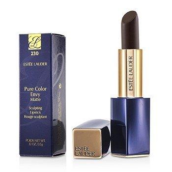 Pure Color Envy Matte Sculpting Lipstick # 230 Commanding Estee Lauder Pure Color Envy Matte Sculpting Lipstick # 230 Commanding 3.5g/0.12oz