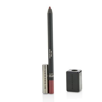 Burberry Lip Definer Lip Shaping Pencil With Sharpener - # No. 14 Oxblood 1.3g/0.04oz