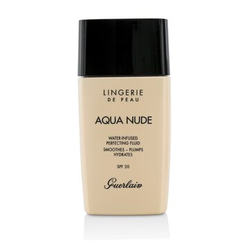 Купить Lingerie De Peau Aqua Nude Основа SPF 20 - # 01N Very Light 30ml/1oz, Guerlain
