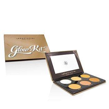 Anastasia Beverly Hills Glow Kit - Ultimate Glow 6x4.5g/0.16oz