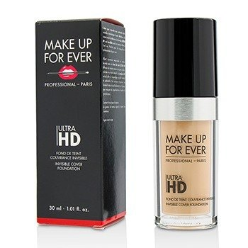 Купить Ultra HD Invisible Cover Основа - # R230 (Ivory) 30ml/1.01oz, Make Up For Ever