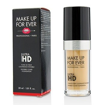Купить Ultra HD Invisible Cover Основа - # Y245 (Soft Sand) 30ml/1.01oz, Make Up For Ever