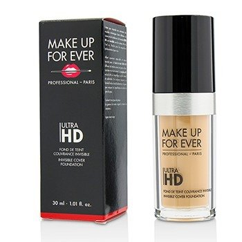 Купить Ultra HD Invisible Cover Основа - # Y305 (Soft Beige) 30ml/1.01oz, Make Up For Ever