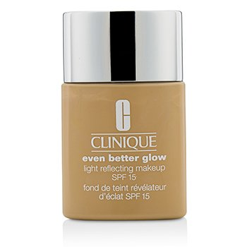 Купить Even Better Glow Светоотражающая Основа SPF 15 - # CN 58 Honey 30ml/1oz, Clinique