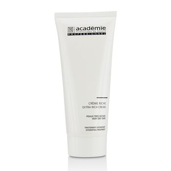 Image of Academie 100% Hydraderm Extra Rich Cream - Salon Size 100ml/3.4oz