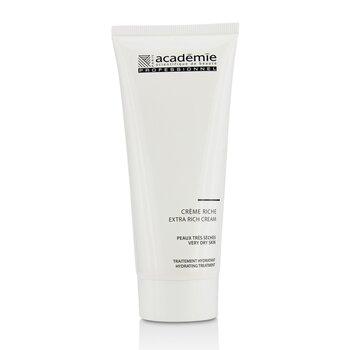 Image of Academie 100% Hydraderm Extra Rich Cream - Salon Size 100ml/3.4oz
