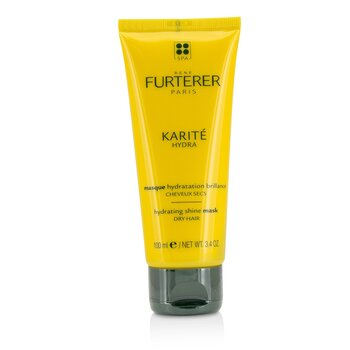 Rene Furterer Karite Hydra Hydrating Shine Mask (Dry Hair) 100ml/3.4oz
