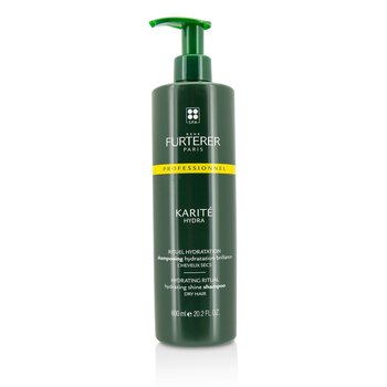 Rene Furterer Karite Hydra Hydrating Ritual Hydrating Shine Shampoo - Dry Hair (Salon Product) 600ml/20.2oz