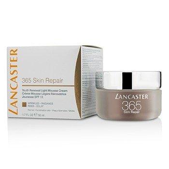 365 Skin Repair Легкий Обновляющий Мусс Крем SPF15 - для Нормальной/Комбинированной Кожи 50ml/1.7oz, Lancaster  - Купить